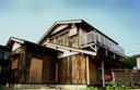 古材を活用した家