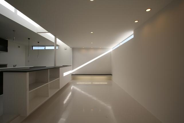 アクアリウムと光の家