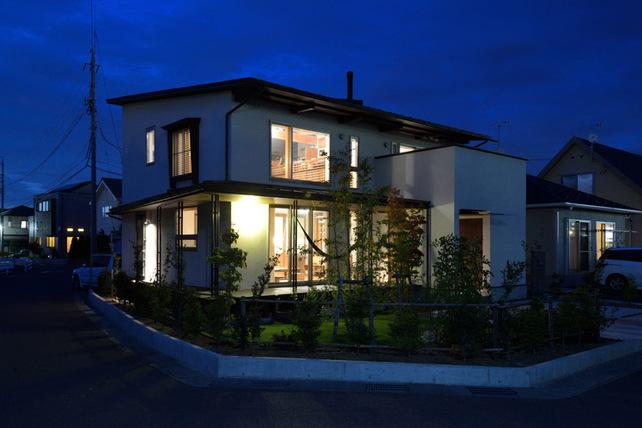 井川城の家