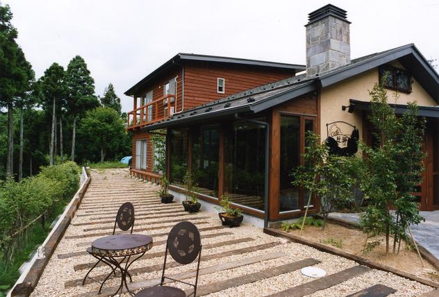 名取川の家~杜瀞~