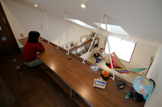 大野田の家