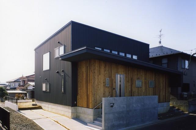 西の平の家