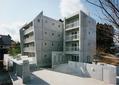 高崎の集合住宅