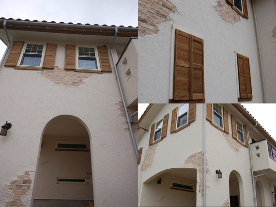 Old European Style House