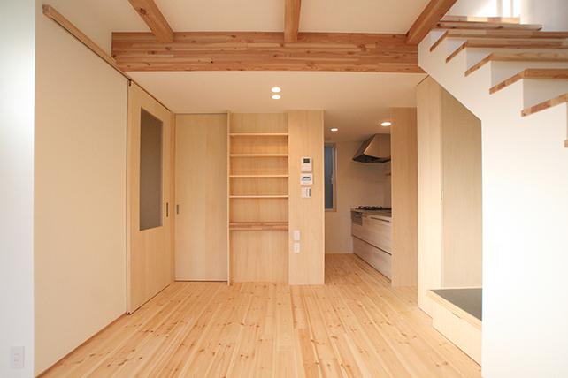 15坪の家
