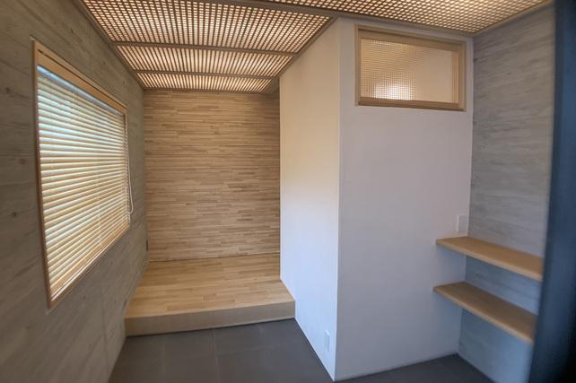 Kuw-house -茶室を持つ家ー